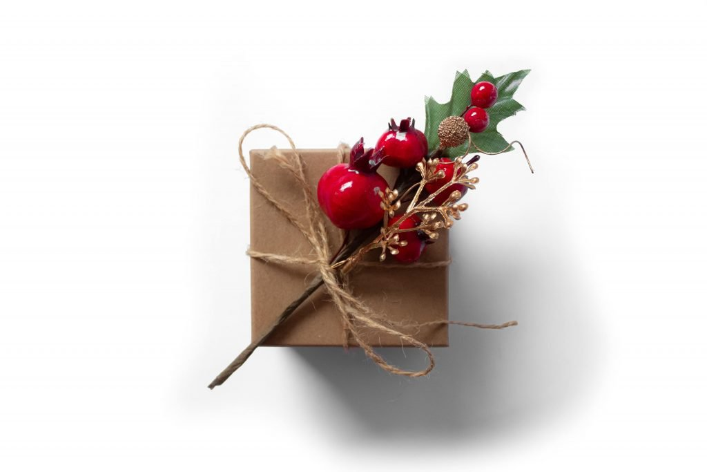 holly, gift